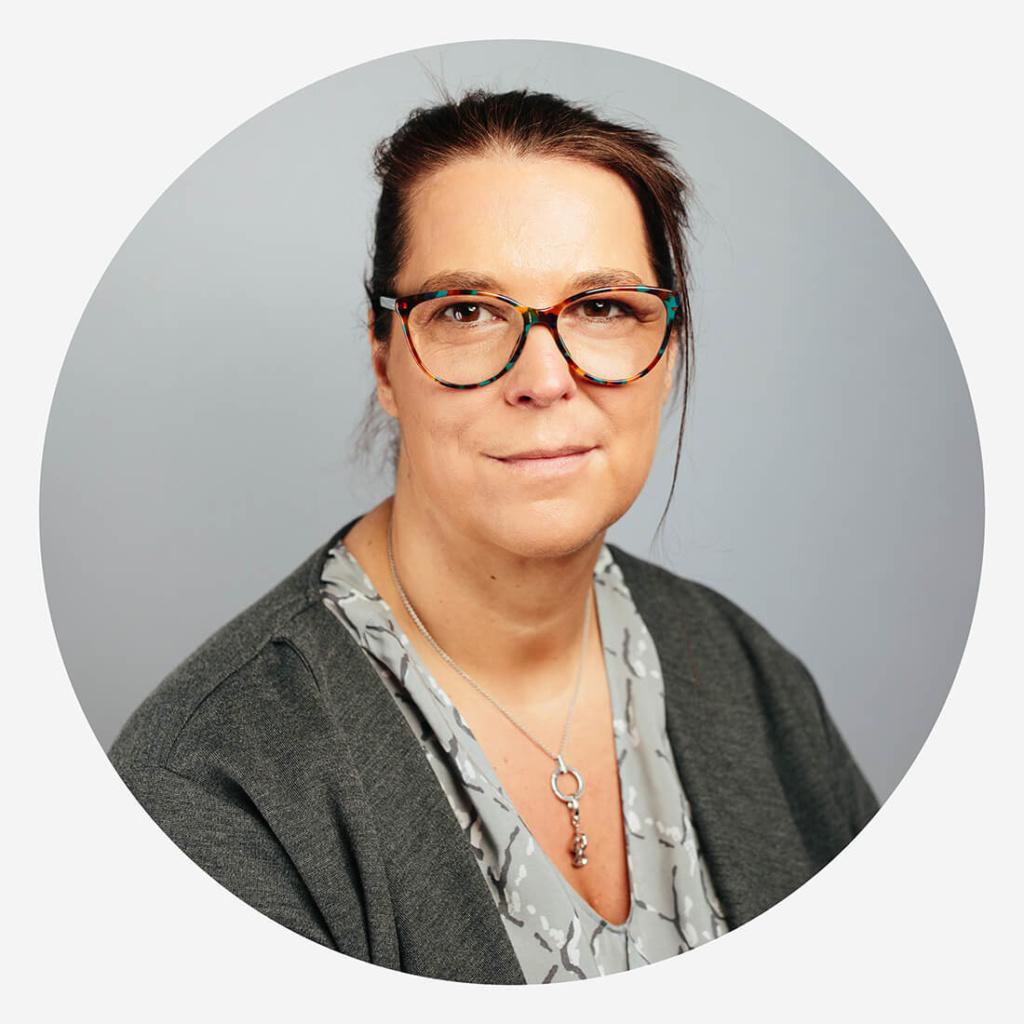 ganzheitliche, systemische Kieferorthopädie München - Schneider - Team - Manuela Seufert
